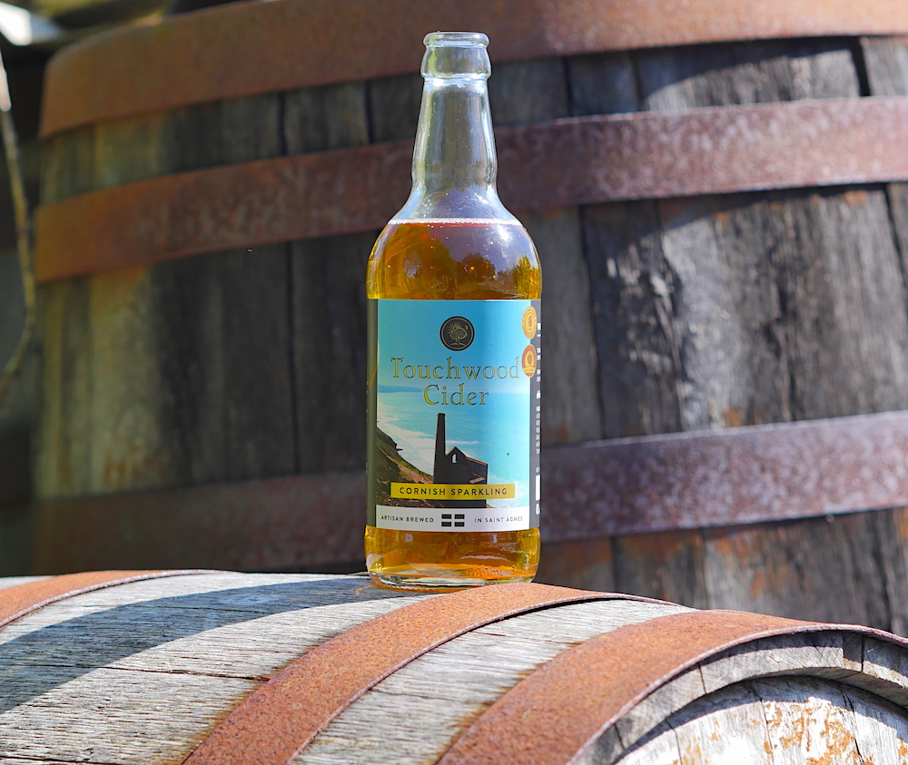 Touchwood Cider Cornish Sparkling